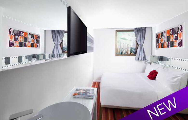 Travelodge Central, Hollywood Road - Room - 12