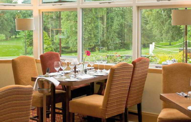 Macdonald Hill Valley Golf and Spa - Restaurant - 7