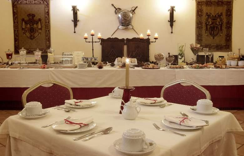 Real d'Óbidos - Restaurant - 4