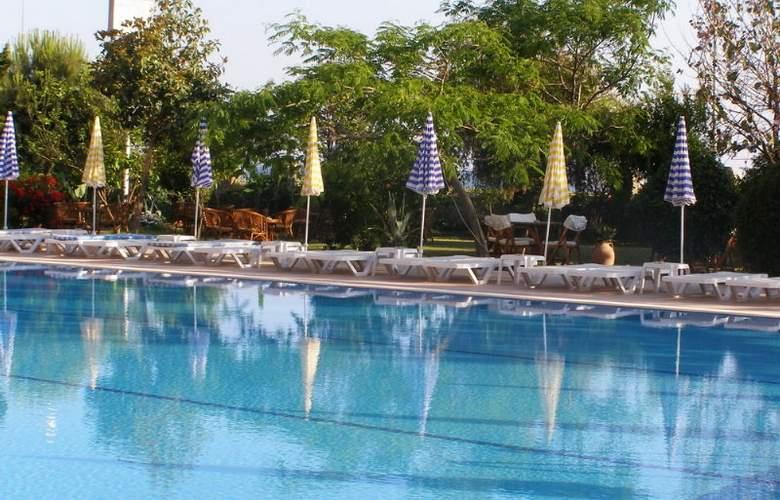 Sevki Bey Hotel - Pool - 7