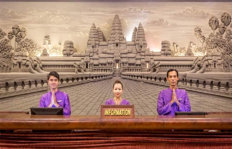 Empress Angkor - General - 1