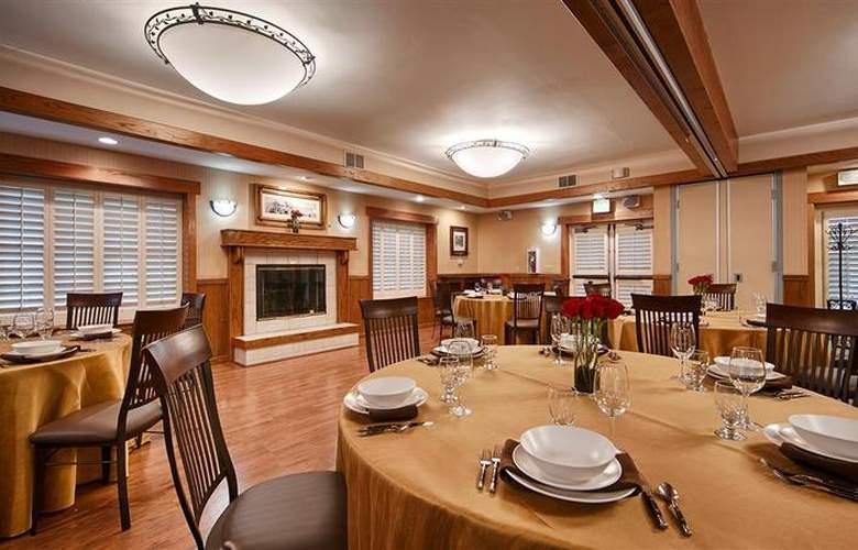 Best Western Sonoma Valley Inn & Krug Event Center - Conference - 109