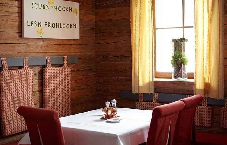 Robinson Club Amade - Restaurant - 3