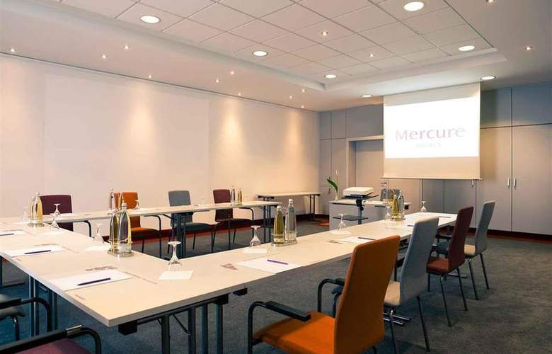 Mercure Stuttgart Airport Messe - Conference - 67