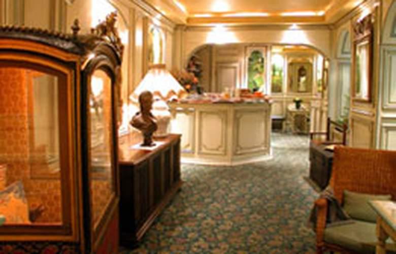 Au Manoir St. Germain De Pres - Hotel - 4