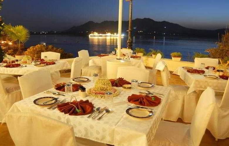 Fateh Prakash Palace - Restaurant - 8