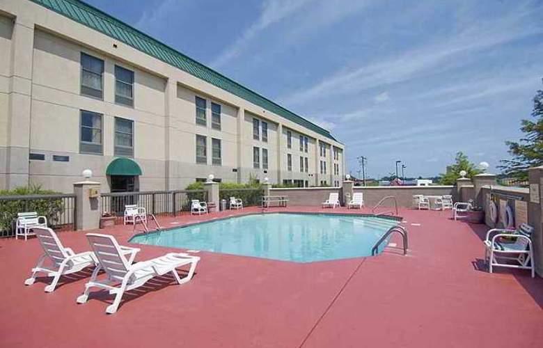 Hampton Inn Jackson- Clinton - Hotel - 5