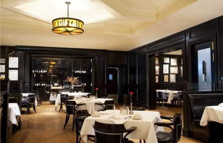 The Westin Michigan Avenue Chicago - Restaurant - 10