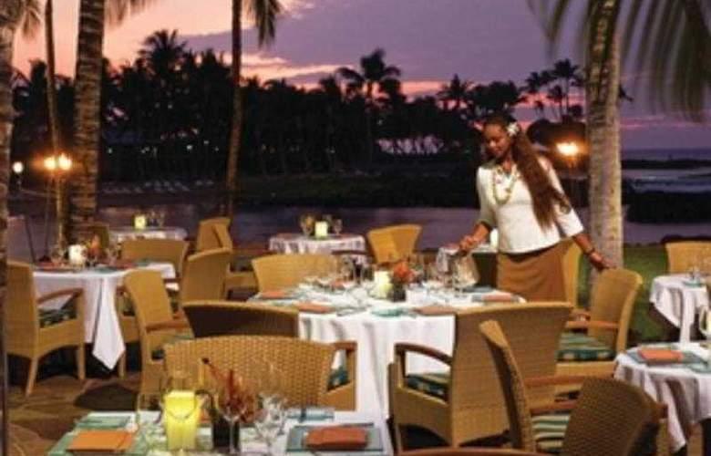 Fairmont Orchid - Restaurant - 5