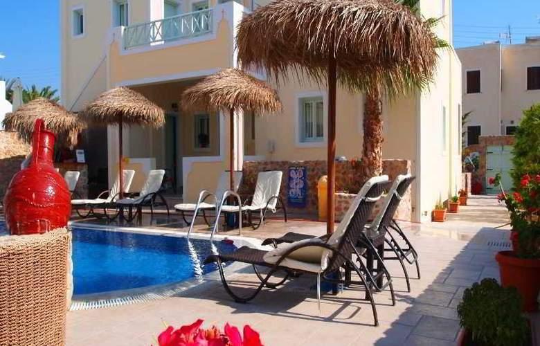 Kalya Suites - Pool - 19