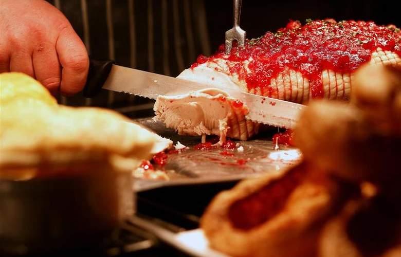Best Western George Hotel Lichfield - Restaurant - 139
