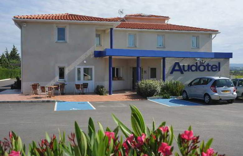 P´tit Dej-HOTEL Carcassonne-Audotel - Hotel - 3