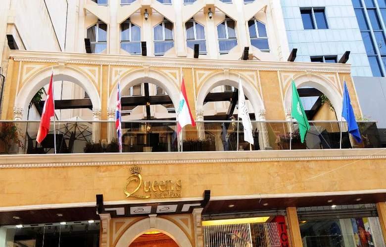 Queens Suite Hotel - Hotel - 3