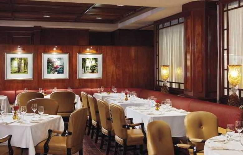 Atlanta Ritz Carlton Hotel Buckhead - Restaurant - 6