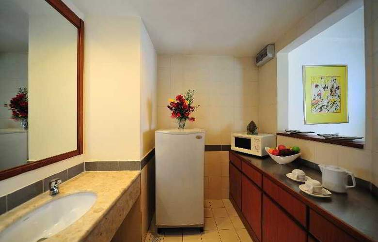 Alpha Genesis Hotel Kuala Lumpur - Room - 4