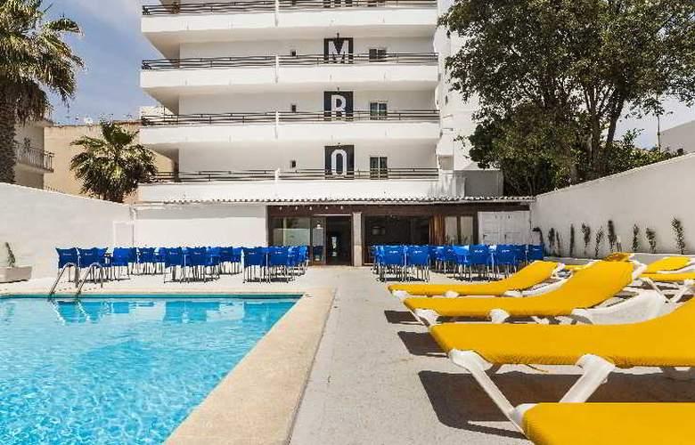 Colombo Mix Hotel - Pool - 34