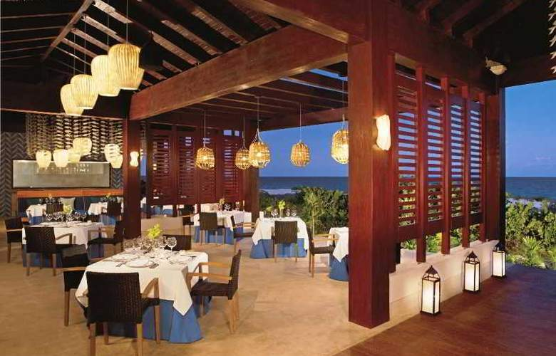 Amresorts Secrets Playa Mujeres Golf & Spa Resort (+18 AÑOS) - Restaurant - 30