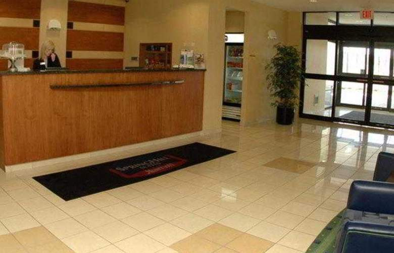 SpringHill Suites Grand Rapids Airport Southeast - Hotel - 3