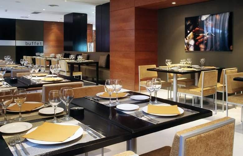 AC Los Vascos - Restaurant - 6