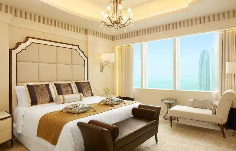The St.Regis Abu Dhabi - Room - 6