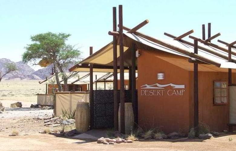 Desert Camp - Hotel - 0