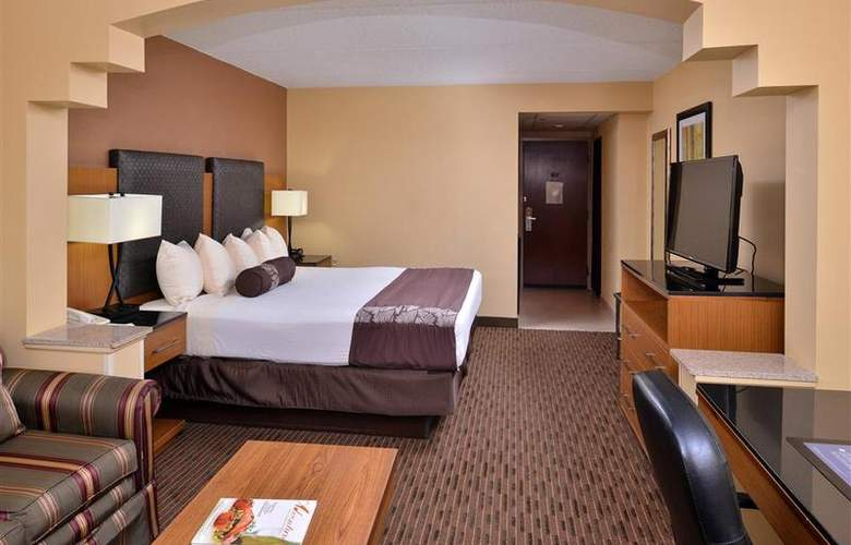 Best Western Plus Windsor Suites - Room - 20
