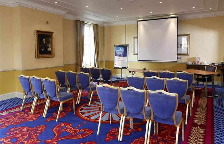 Best Western Stoke-On-Trent Moat House - Conference - 101