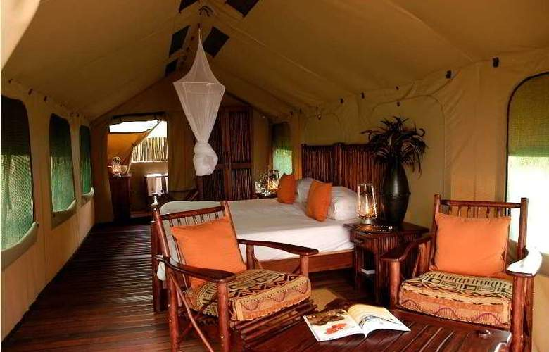 Kwafubesi Tented Safari Camp - Room - 3