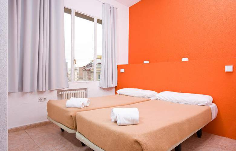 Motion Hostel Madrid - Room - 9