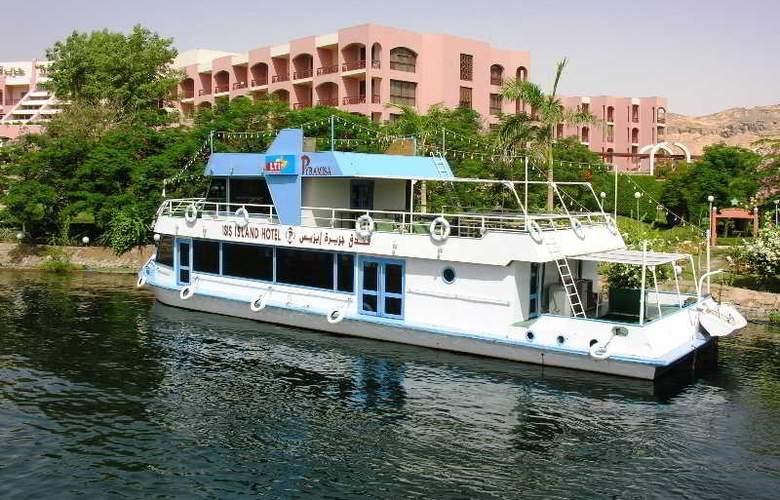 Pyramisa Isis Island Hotel & Spa - Hotel - 9
