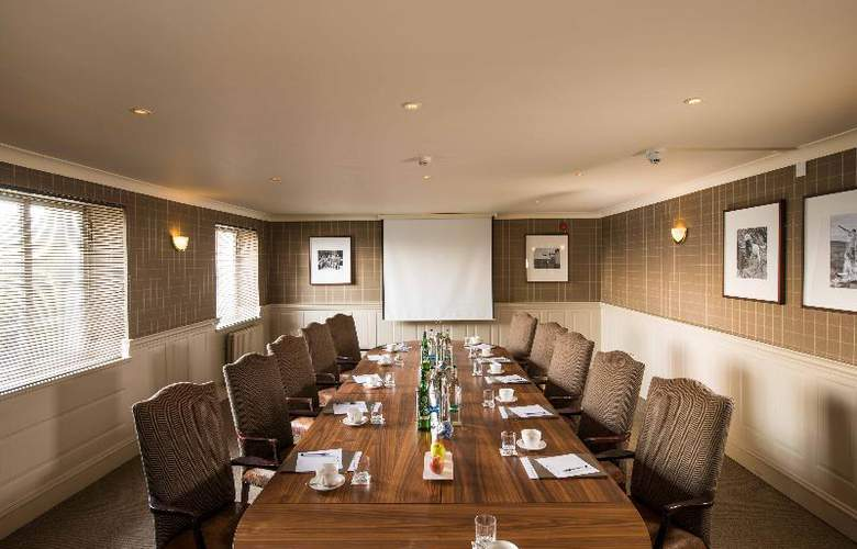Thainstone House Hotel - Conference - 16
