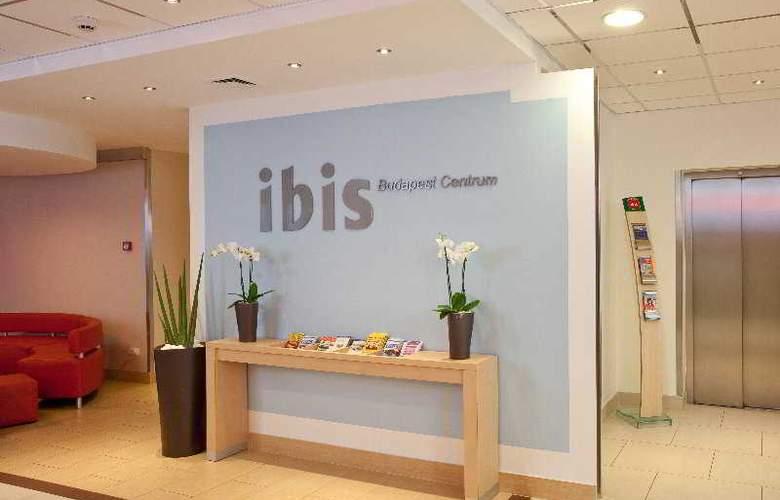 Ibis Budapest Centrum - General - 1