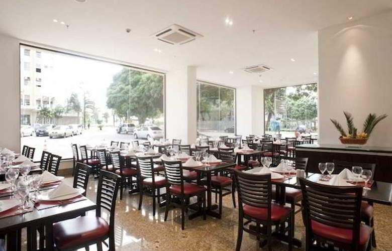 Nobile Suites Monumental - Restaurant - 5