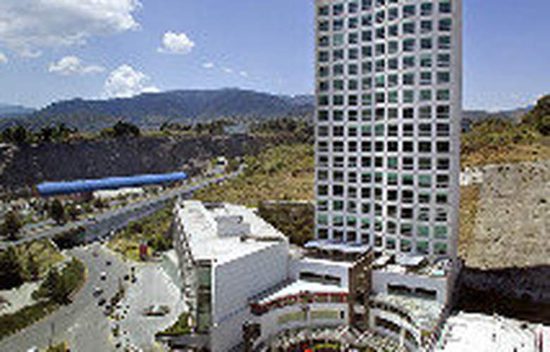 Presidente Intercontinental Santa Fe Mexico - General - 1