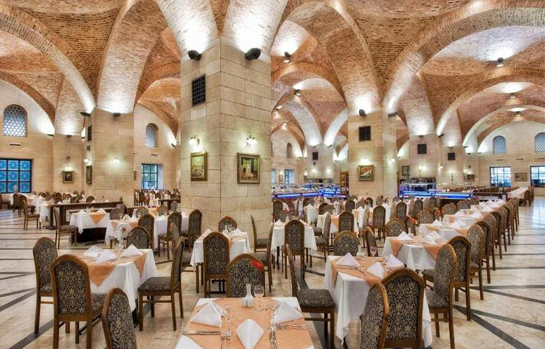 Wow Topkapi Palace - Restaurant - 8