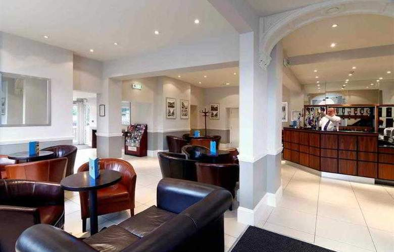 Mercure Wolverhampton Goldthorn Hotel - Hotel - 6