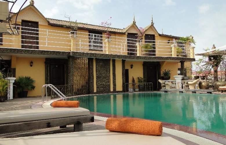 Terrasse Des Elephants - Pool - 21