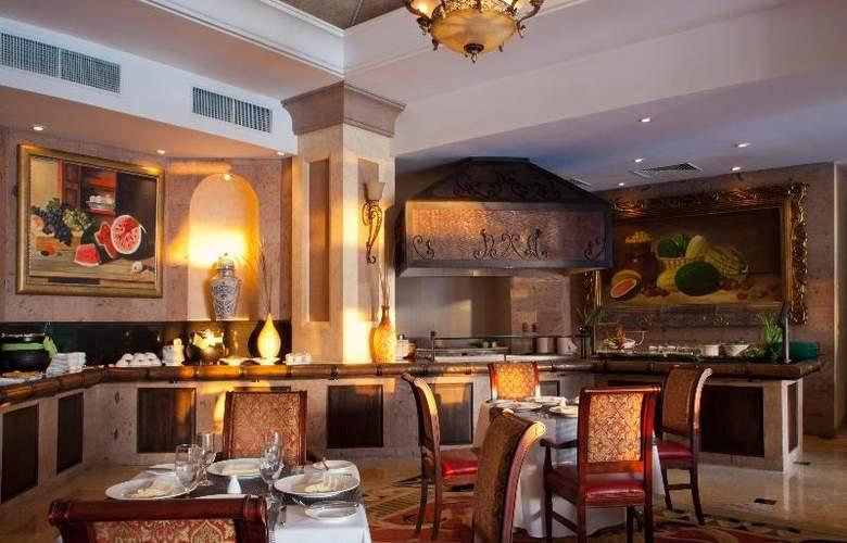 Villa La Estancia Nvo Vallarta Beach Resort & Spa - Restaurant - 38
