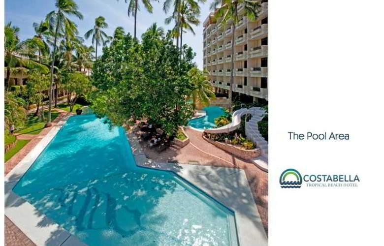 Costabella Tropical Beach Hotel - Pool - 14