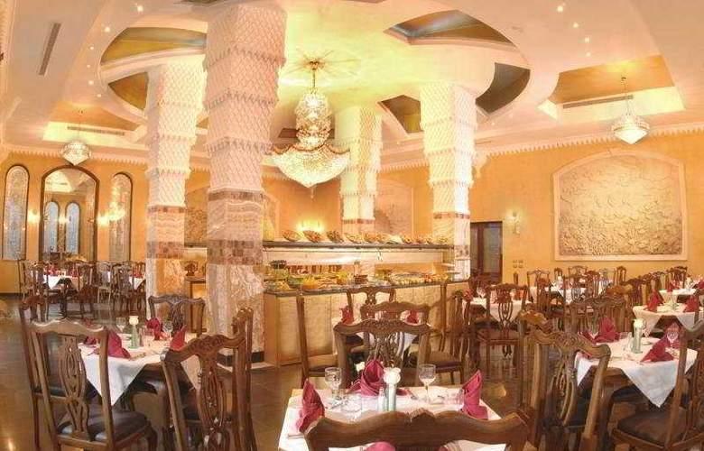 Oriental Rivoli Hotel Sharm El Sheikh - Restaurant - 5