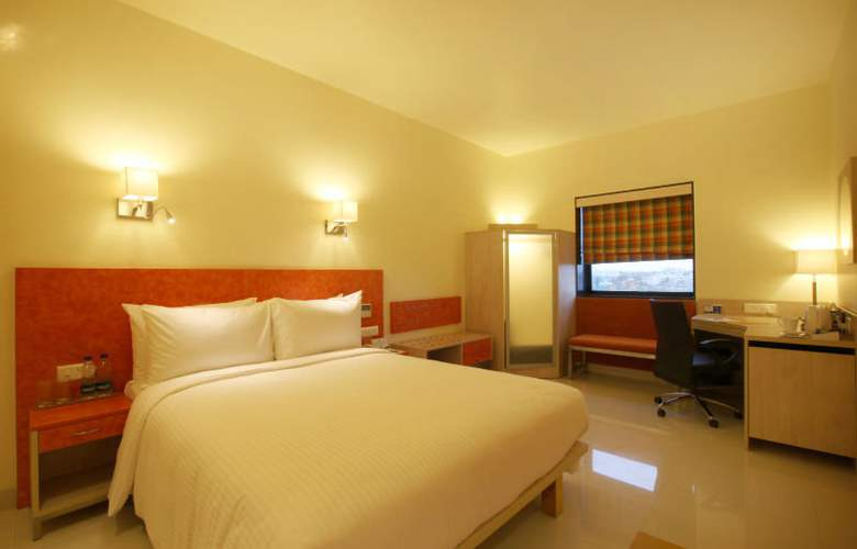 Noorya Hometel Pune - Room - 9
