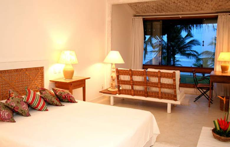 Arraial d'Ajuda Eco Resort Hotel Brasil - Room - 1
