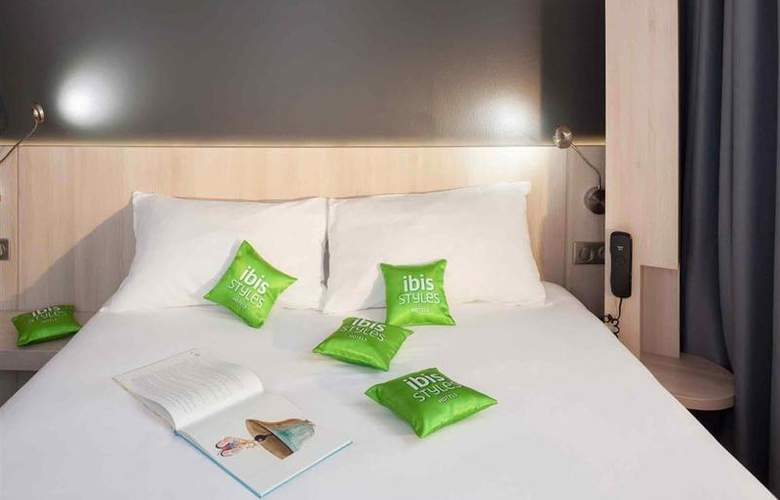 ibis Styles Reims Centre Cathédrale - Room - 6