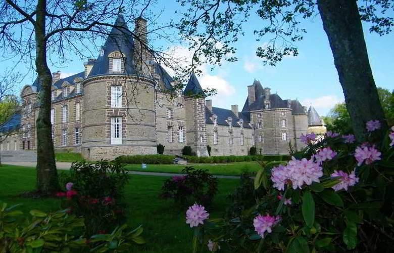 Le Chateau de Canisy - Hotel - 3