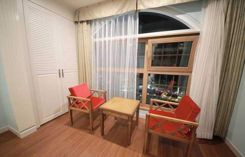 Jeju Aria Hotel - Room - 14