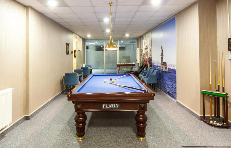 Golden Way Hotel Giyimkent - Sport - 20