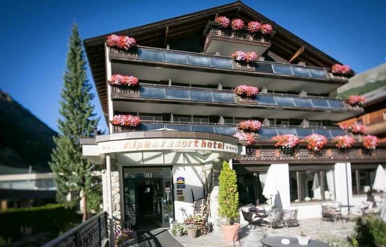 Alpen Resort - Hotel - 0