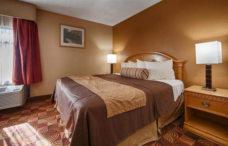 Best Western Martinsville Inn - Room - 37