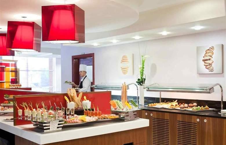 Novotel Leeds Centre - Restaurant - 2