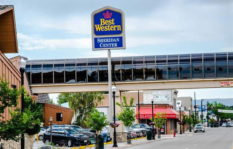 Best Western Sheridan Center - Hotel - 81